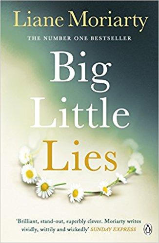 book review big little lies liane moriarty 2017 2018